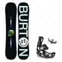 Snowboard komplet Burton Instigator 19/20 + vázání Fastec