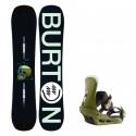Snowboard komplet Burton Instigator 19/20 + vázání Freestyle