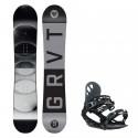 Snowboard komplet Gravity Contra 19/20 + vázání G1