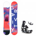 Snowboard komplet Gravity Fairy 19/20 junior + Fastec