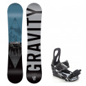 Snowboard komplet Gravity Flash 19/20 junior + S200