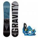 Snowboard komplet Gravity Flash 19/20 mini (110, 120)