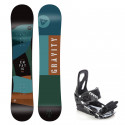 Snowboard komplet Gravity Empatic 19/20 junior + S200