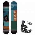 Snowboard komplet Gravity Empatic 19/20 junior + Fastec