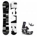 Snowboard komplet Raven Supreme + vázání Fastec