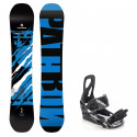 Snowboard komplet Pathron Sensei + vázání s200