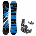 Snowboard komplet Pathron Sensei + vázání Fastec
