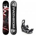 Snowboard komplet Pathron Legend + vázání s200