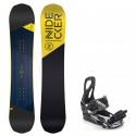 Snowboard komplet Nidecker Prosper + vázání S200