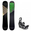 Snowboard komplet Nidecker Play + vázání s200