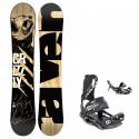 Snowboard komplet Raven Grizzly + vázání Raven Fastec