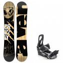 Snowboard komplet Raven Grizzly + vázání Raven S200