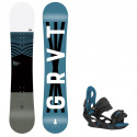 Snowboard komplet Gravity Flash 20/21 junior + G1jr