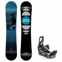 Snowboard komplet Gravity Cosa 20/21 + vázání S200