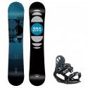 Snowboard komplet Gravity Cosa 20/21 + vázání G1