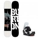 Snowboard komplet Burton Instigator 20/21 + vázání Freestyle