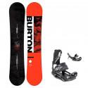 Snowboard komplet Burton Ripcord 20/21 + vázání Fastec