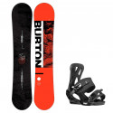 Snowboard komplet Burton Ripcord 20/21 + vázání Infidel