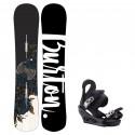 Snowboard komplet Burton Hideaway 20/21 + vázání Citizen