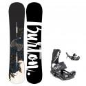 Snowboard komplet Burton Hideaway 20/21 + vázání Fastec