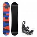 Dětský snowboard set Hatchey Drift (120cm) + vázání S200